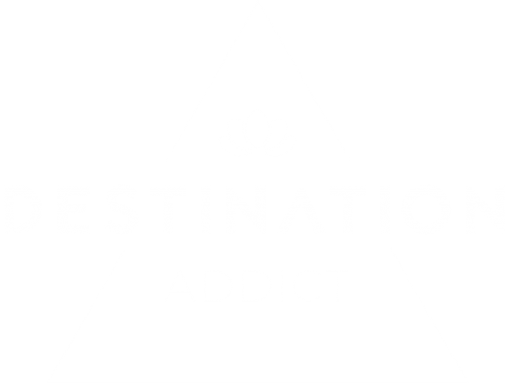 Destination Addict - Van Life, Adventure & Travel - The Green Thread Website Builds